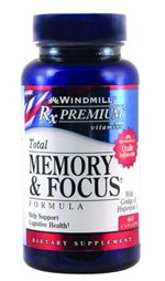 Picture of Memory & Focus