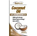 Afbeelding van Coconut Oil Softgels